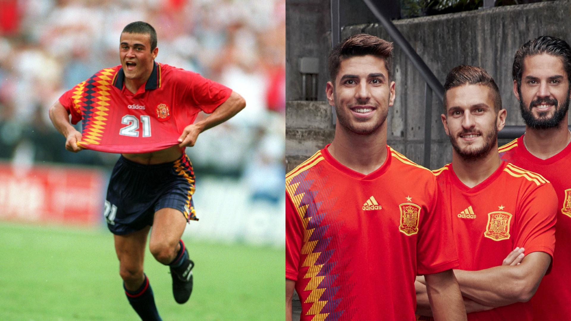 es inutil polla Cambio  Las camisetas del Mundial Rusia 2018: Los modelos retro de Adidas que  vuelven | Goal.com