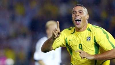 Ronaldo Nazario Brazil 2002