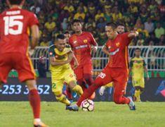 Saiful Ridzuwan Selamat, Fairuz Abdul Aziz, Selangor, Malaysia Super League, 15072017