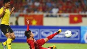 Shahrul Saad, Vietnam v Malaysia, World Cup qualifier, 10 Oct 2019