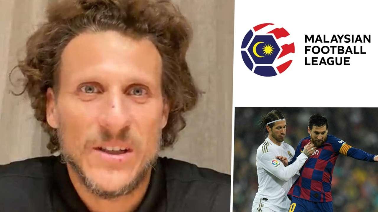 Diego Forlan, Malaysian Football League