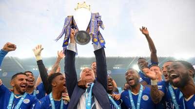 Claudio Ranieri Leicester City Premier League 2016