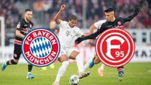 GFX FC Bayern München Fortuna Düsseldorf