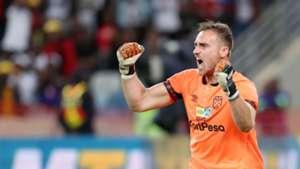 Leeuwenburgh: Cape Town City goalkeeper signs new deal