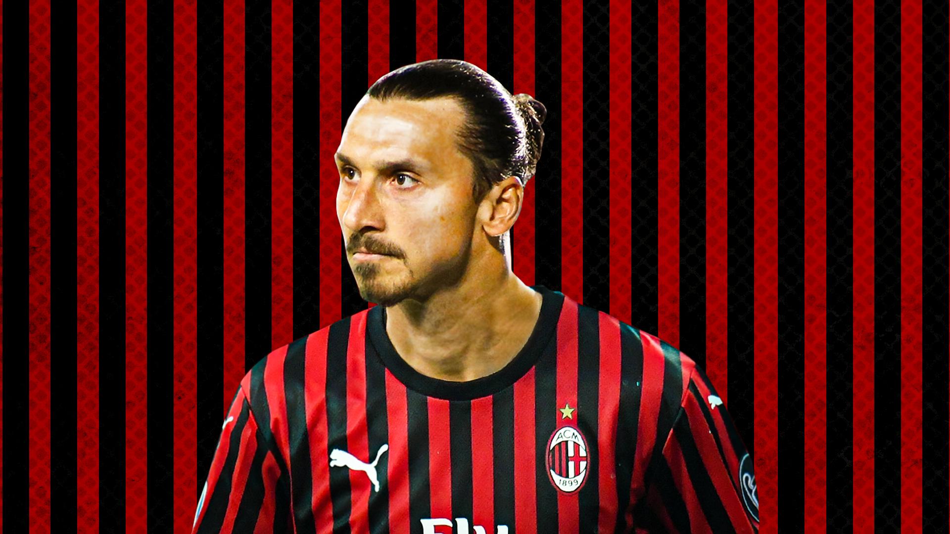 Milan AC : les premiers mots d'Ibrahimovic à son arrivée
