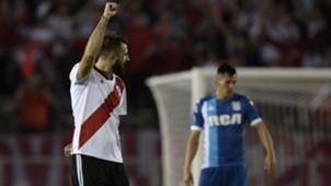 AFP River Plate Racing Club Copa CONMEBOL LIbertadores 29082018 Lucas Pratto
