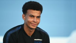 Dele Alli England 2017-18