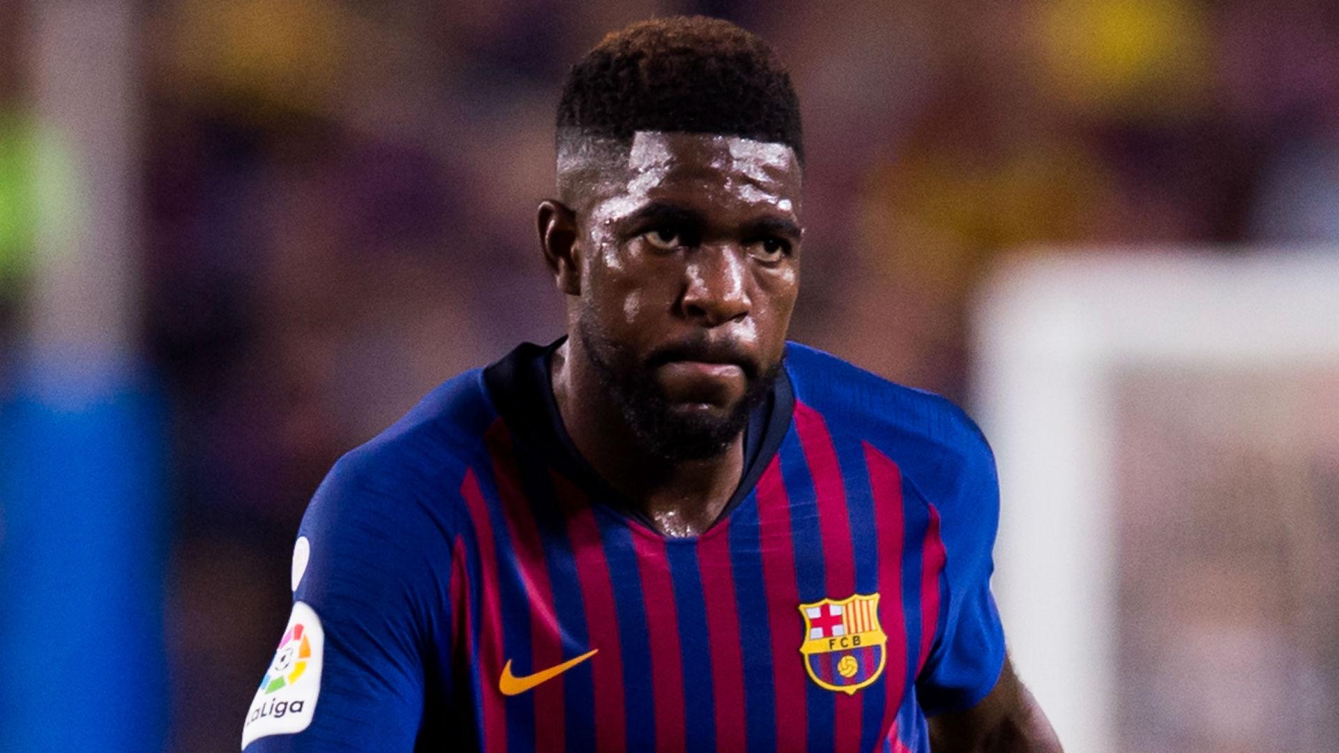 Samuel Umtiti Barcelona 2018-19