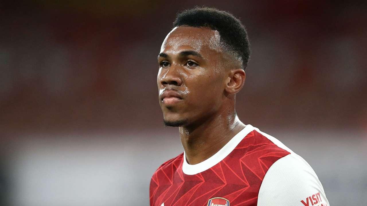 Gabriel Magalhaes Arsenal 2020-21