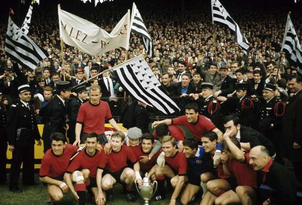 Rennes 1965 French Cup