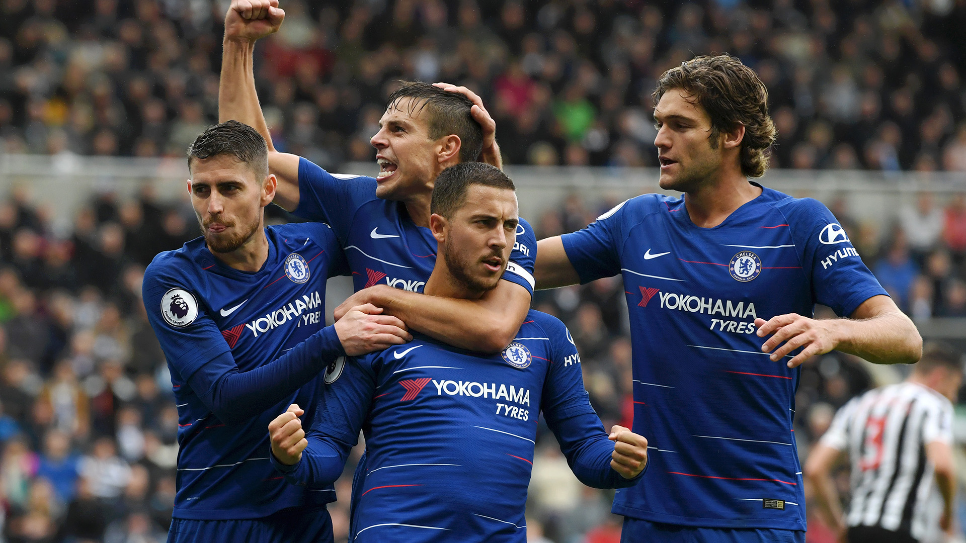Chelsea Set Club Premier League Record In Narrow Newcastle Victory Goal com