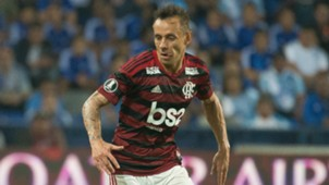 Rafinha Emelec Flamengo Libertadores 24072019
