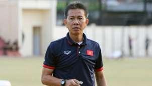 U19 Việt Nam tập luyện tại Indonesia - VCK U19 Đông Nam Á 2018