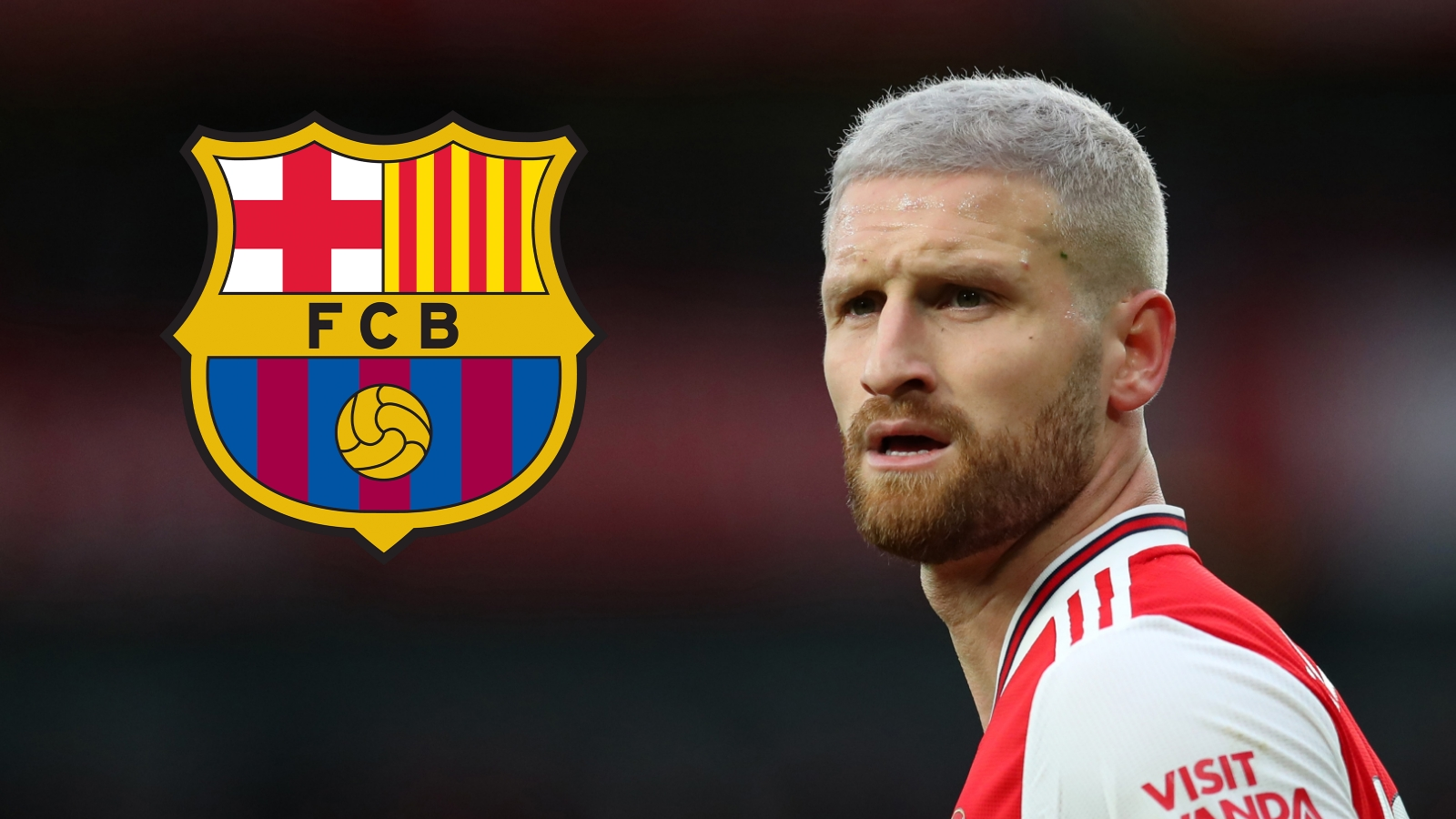 Mustafi's agent in talks with Barcelona over move for Arsenal defender