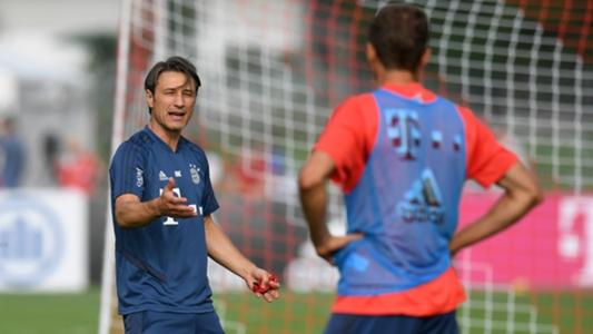 """VIDEO: Bayern Münchens Trainer Niko Kovac bezeichnet Aussage zu Thomas Müller als """"Fehler"""""""