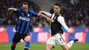 Inter Mailand Juventus Turin Serie A 06102019