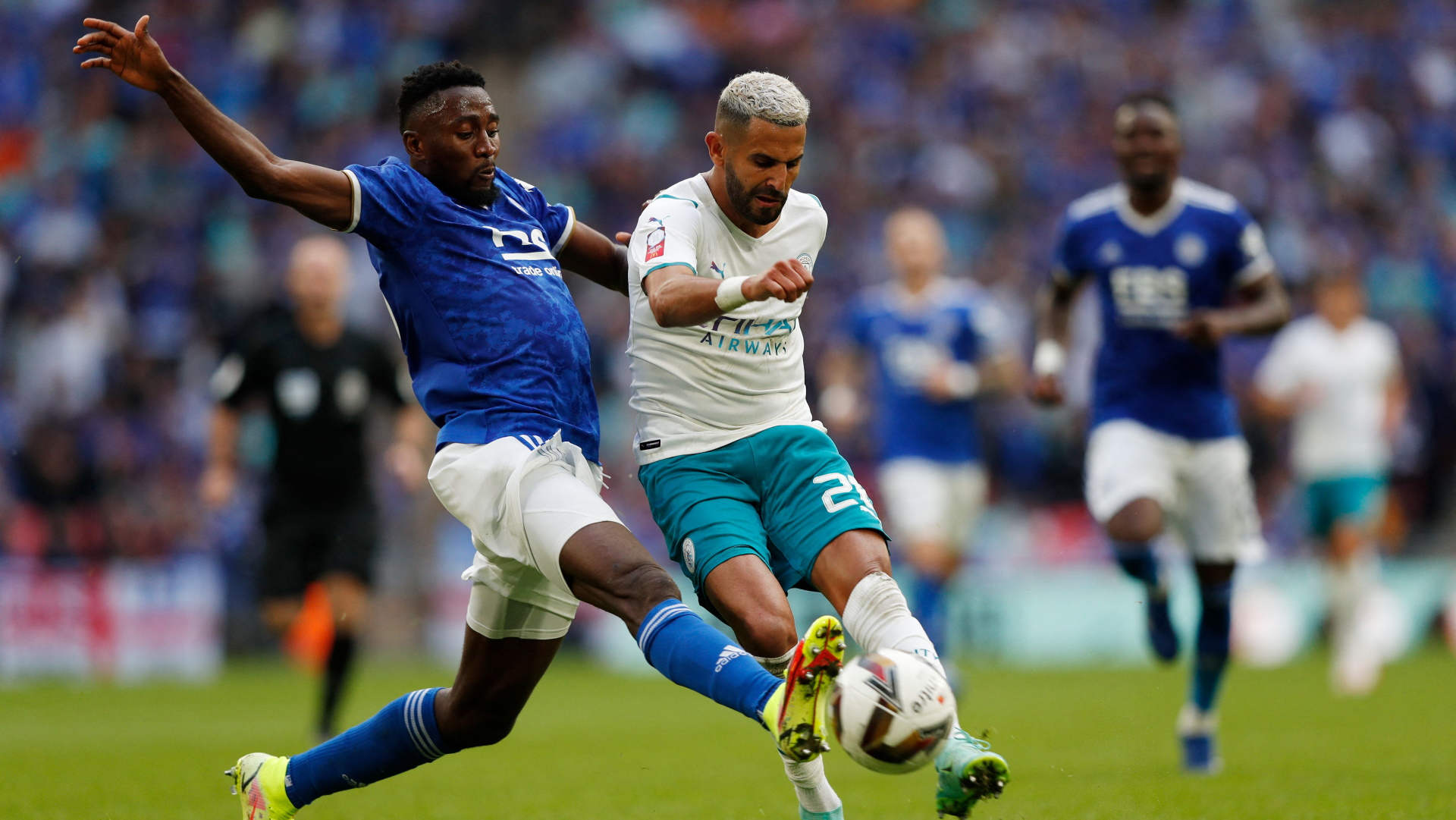 Leicester City's Ndidi makes West Ham prediction