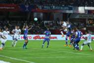 Bengaluru FC Chennaiyin FC 2017-18 Indian Super League Final