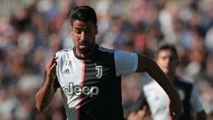 Sami Khedira Juventus 2019-20