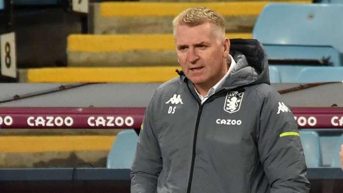 Dean Smith Aston Villa 2020