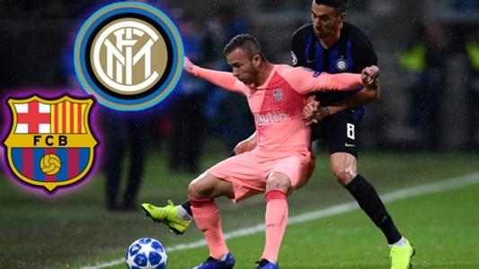 Barcelona Inter Mailand