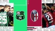 Sassuolo-Bologna tv streaming
