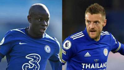 Kante Chelsea Vardy Leicester