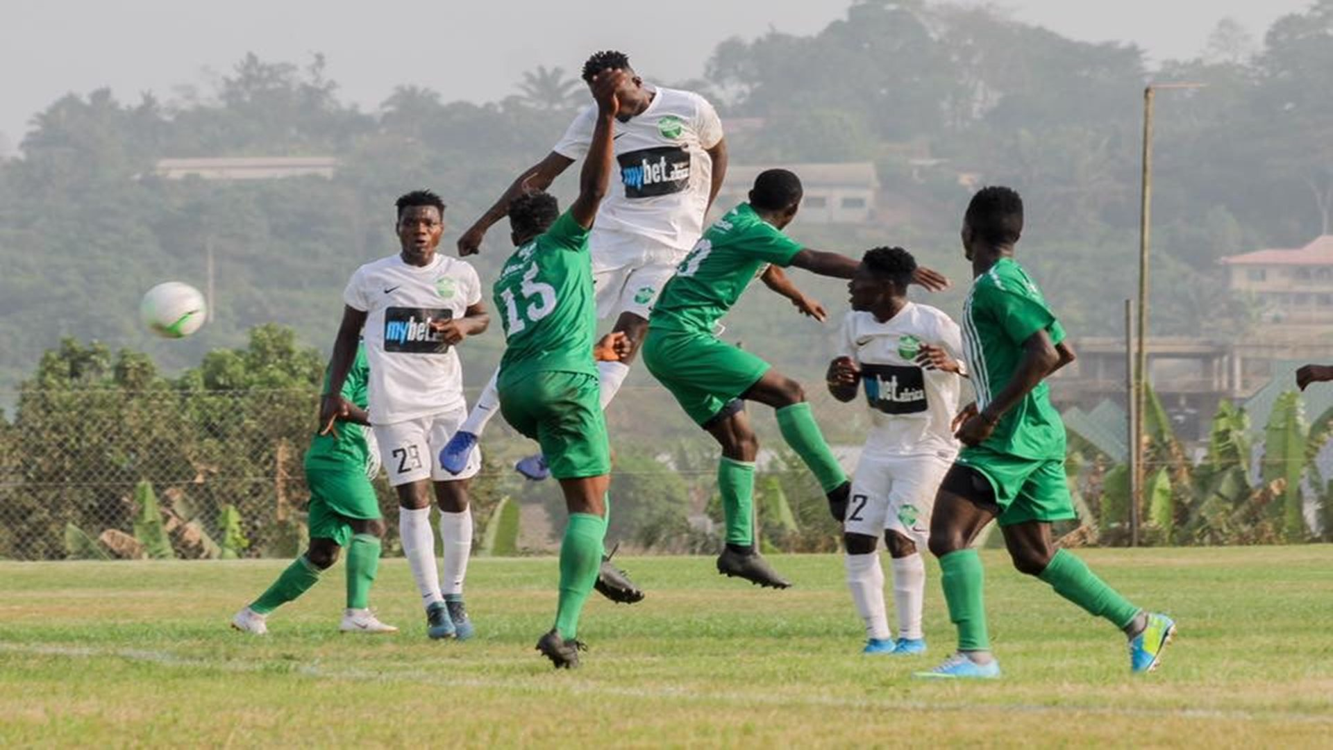 Sarpong receives warning for Ghana Premier League marijuana allegations