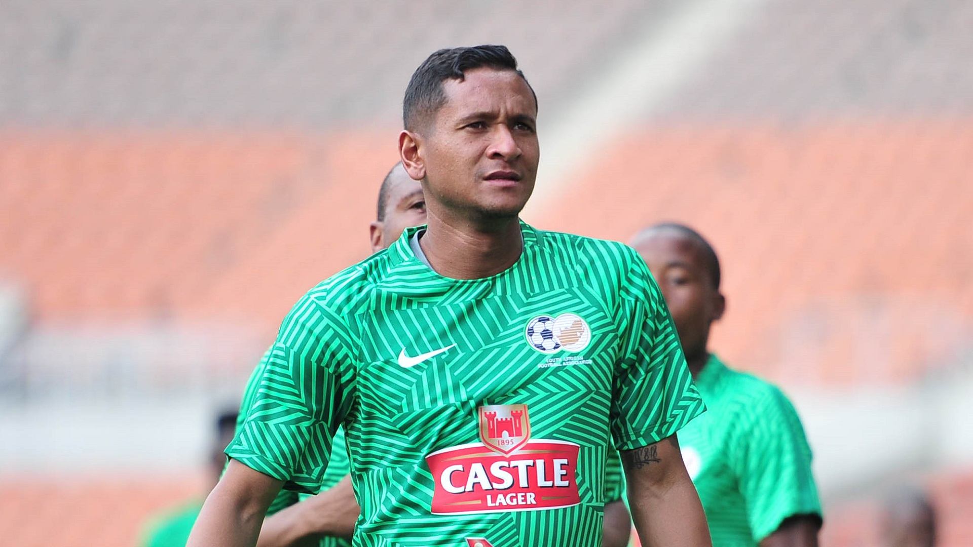 Underrated and undervalued: Daine Klate on missed fortunes with Bafana  Bafana | Goal.com