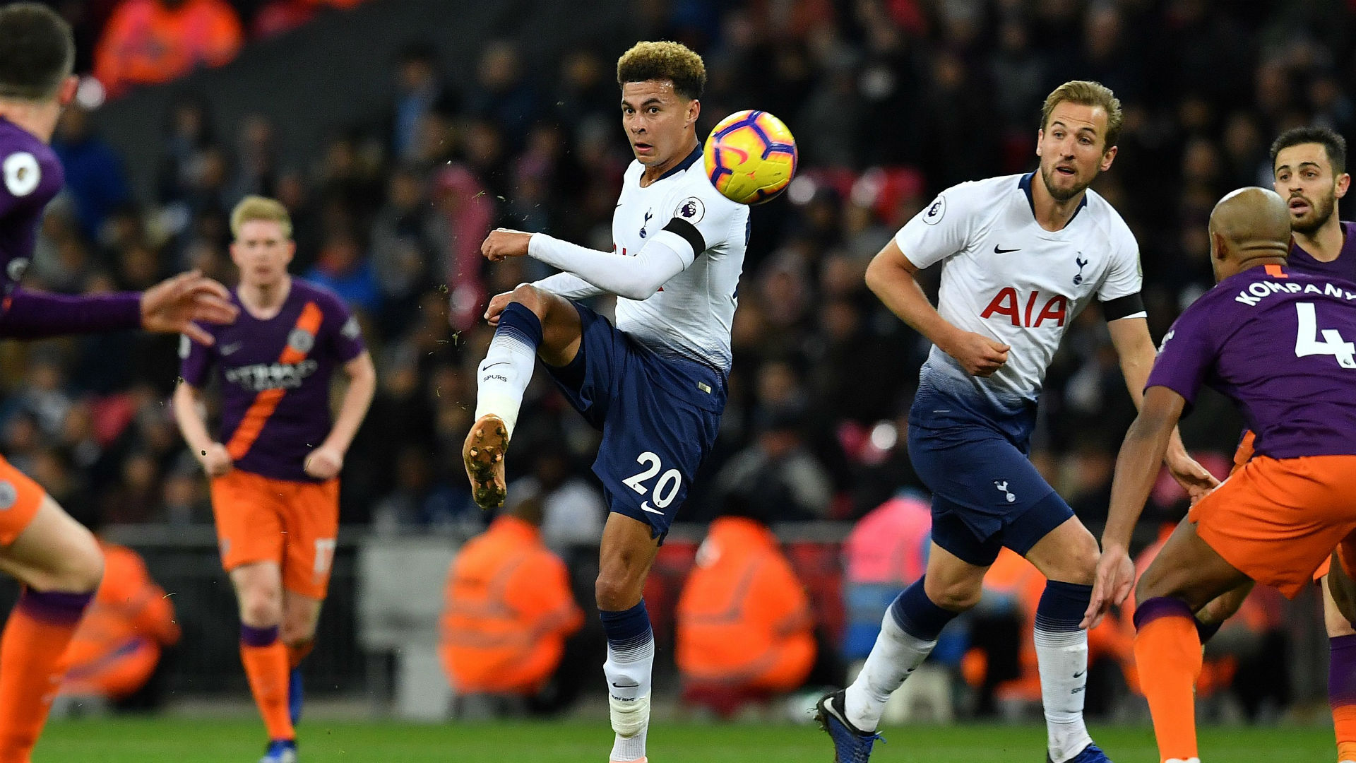 Champions League Tottenham Only Have Outside Chance Against Man City Former Spurs Boss Tim Sherwood Sees Blues As Europe s Best Goal com
