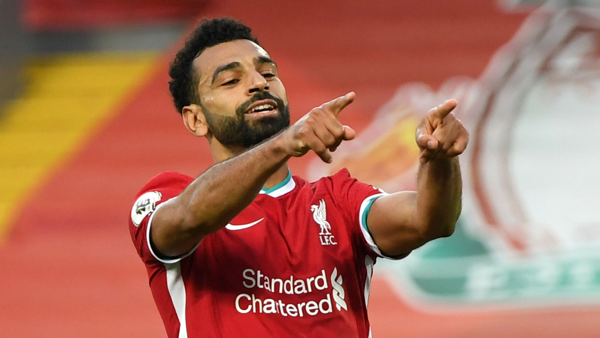 Salah: Liverpool star extends impressive Anfield record vs Wolves