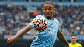 Gabriel Jesus Manchester City 2021-22