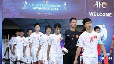U19 Việt Nam 2014