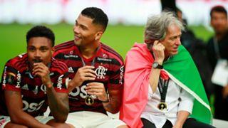 Jorge Jesus Flamengo 2019