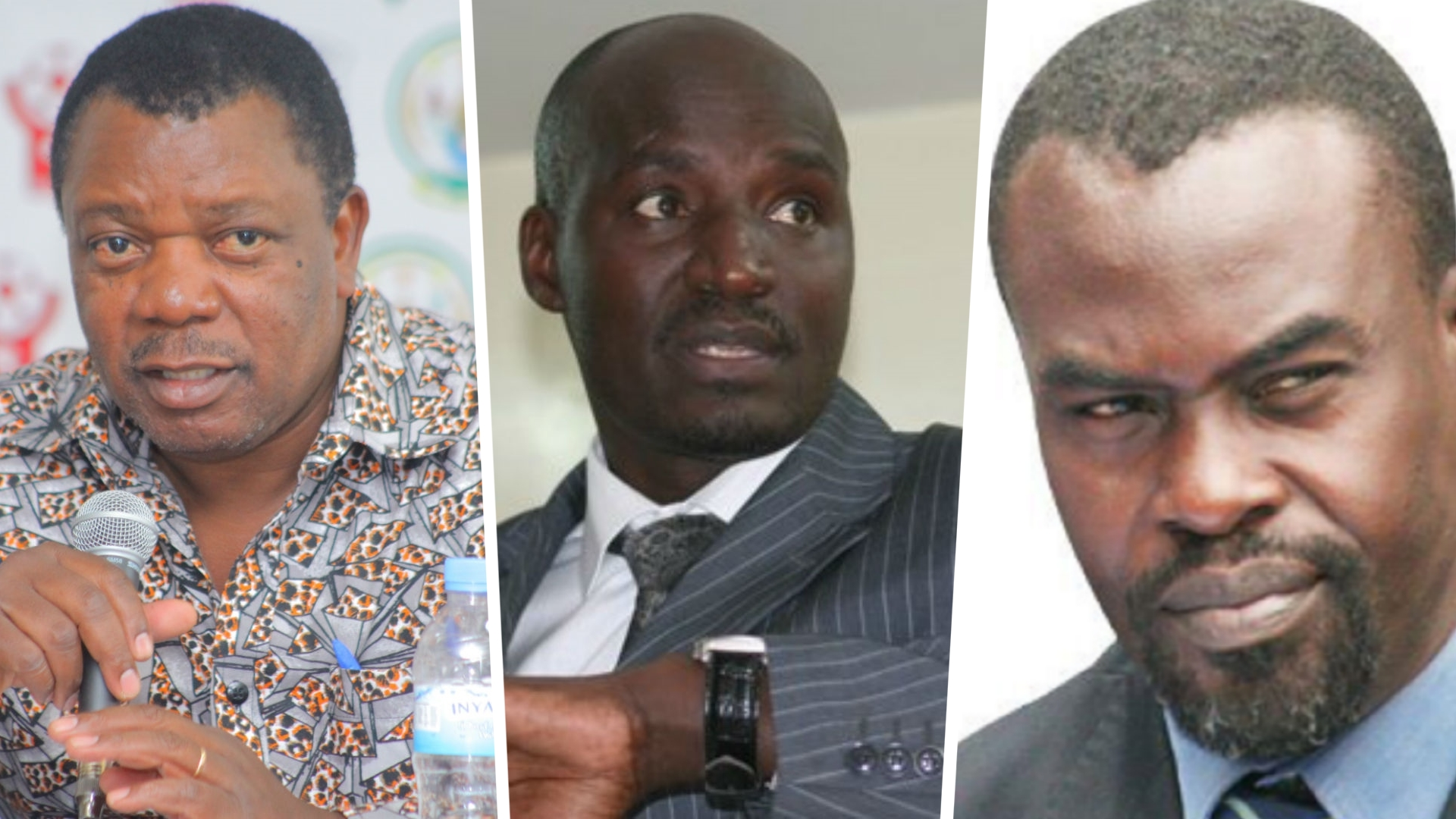 FKF Elections: Kenyan football hijacked by corrupt officials with impunity and greed - Musonye and co.
