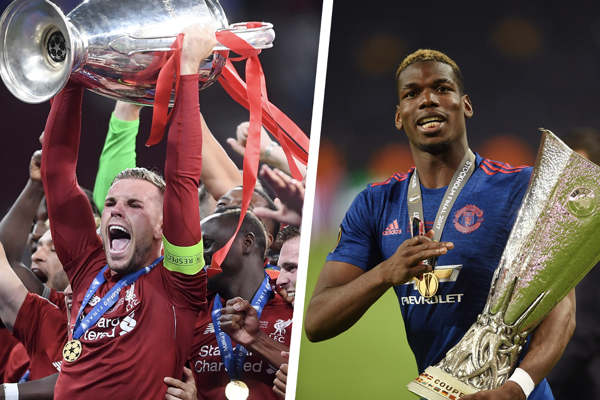 Liverpool or Man Utd? Which UK club have won the most major trophies? |  Goal.com