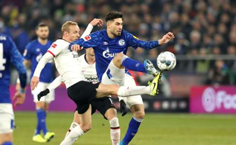 Schalke Frankfurt Tv
