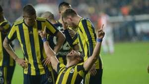 Giuliano goal celebration Antalyaspor Fenerbahce 11262017