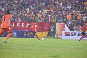 Lalrindika Ralte East Bengal CFL 2018