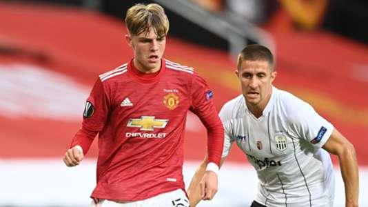 El resumen del Manchester United vs. LASK de la Europa League: vídeo, goles y estadísticas | Goal.com
