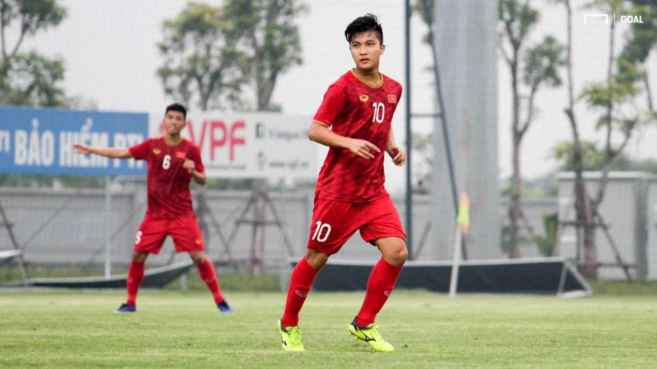 Martin Lo U23 Vietnam vs U18 Vietnam Friendly Match 10 July 2019