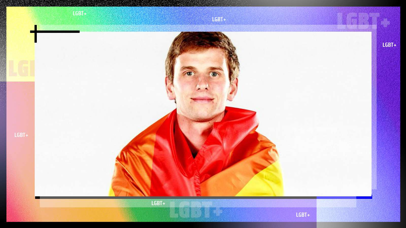 Collin Martin San Diego Loyal Pride Month GFX