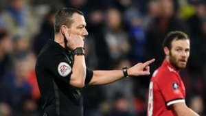 Manchester United VAR disallowed goal