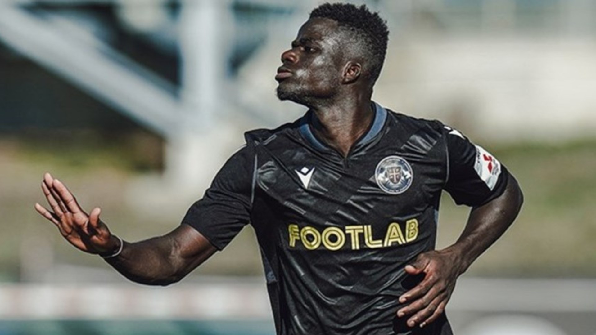 Malik Abubakari: Ghanaian forward moves to Swedish side Malmo FF