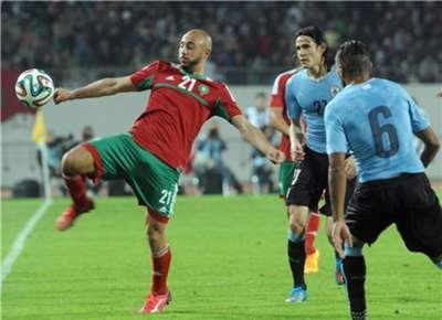 أوروجواي - المغرب