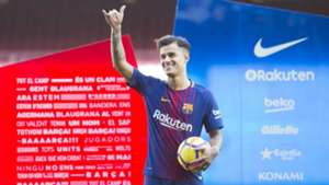 Coutinho I Barcelona I 08 08 17