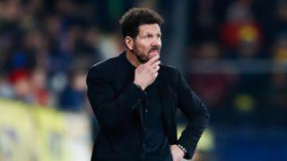 Diego Simeone Atletico Madrid 2019-20