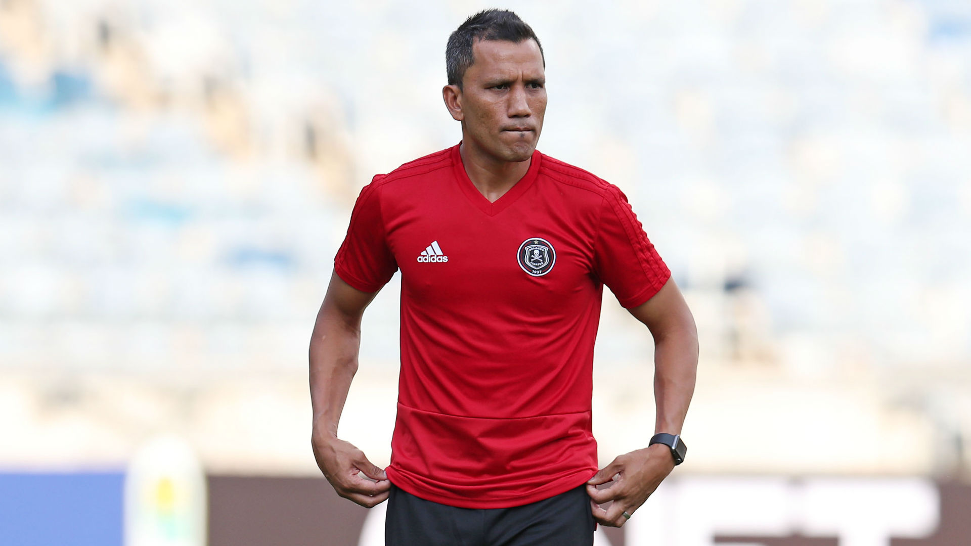 Orlando Pirates fully prepared for Al Ahli Benghazi's time-wasting and fouls - Davids