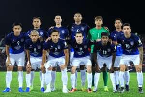 Johor Darul Ta'zim first eleven against Kedah 20/1/2017