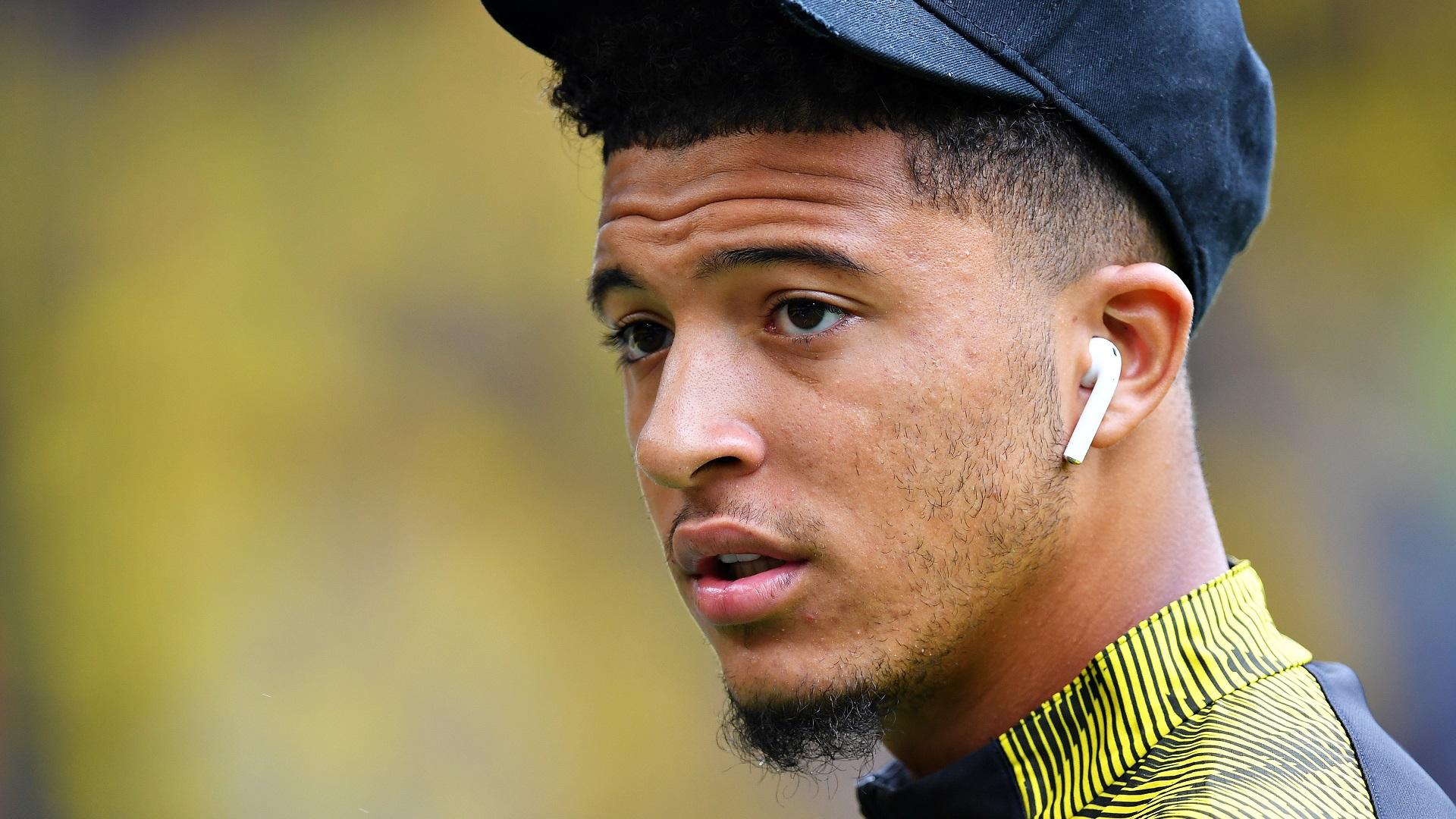 What is Jadon Sancho's net worth and how much does the Borussia Dortmund star earn?